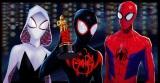 オスカー像を手にしたスパイダーマンの特別ビジュアル=『スパイダーマン:スパイダーバース』(日本公開は3月8日)が『第91回アカデミー賞』長編アニメーション賞受賞