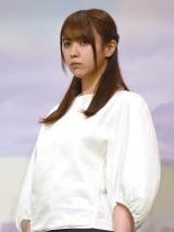 『イオンカード 欅坂46 キャンペーンキャラクター』の就任イベントに出席した欅坂46・小林由依 (C)ORICON NewS inc.