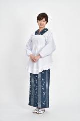 宇賀なつみアナウンサーがフリー転身後、初のレギュラー番組で小料理屋の女将(おかみ)に(C)テレビ朝日