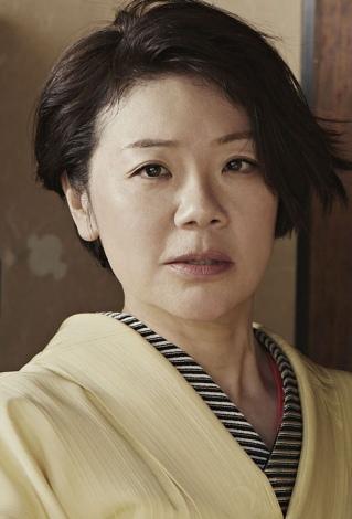 芝居噺弐席目『後家安とその妹』に出演する福島マリコ