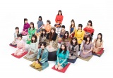 NMB48のシングル「床の間正座娘」がオリコン週間合算シングルランキングで初登場1位