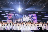 3月1日放送の『連続ドキュメンタリー RIDE ON TIME』では関西ジャニーズJr.の正月コンサートの模様を送る (C)フジテレビ