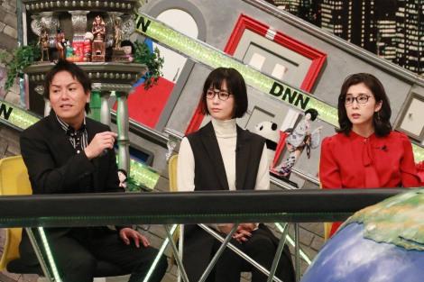 3月1日放送のバラエティー番組『全力!脱力タイムズ』の模様(C)フジテレビ