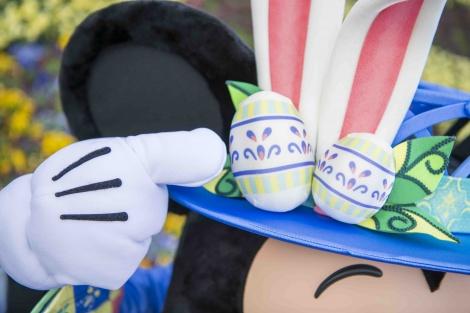 ミッキーマウスの衣装 (C)Disney