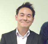 映画『ハッピーアイランド』のトークイベントに出席した三輪江一 (C)ORICON NewS inc.