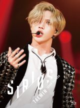 ライブBlu-ray『TAEMIN Japan 1st TOUR 〜SIRIUS〜』(3月13日発売)ジャケット写真