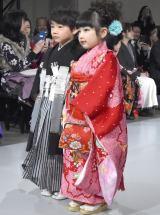 『Yumi Katsura 2019 Grand Collection in Tokyo』コレクションショーより (C)ORICON NewS inc.