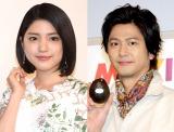 『ZIP!』を卒業する(左から)川島海荷、速水もこみち (C)ORICON NewS inc.