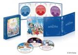 東京ディズニーリゾートの開園35周年を記念して製作されたBlue-ray&DVD『東京ディズニーリゾート 35周年 アニバーサリー・セレクション』(3月20日発売、東京ディズニーリゾートでは3月8日より先行発売)