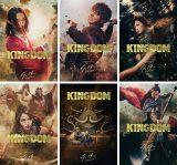 公開された映画『キングダム』キャラクター別ポスター(C)原泰久/集英社(C)2019映画「キングダム」製作委員会
