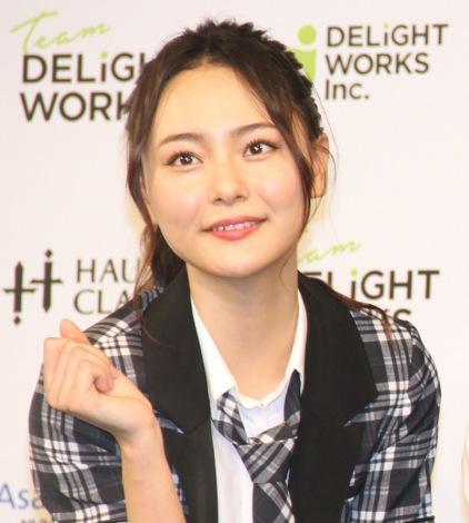 『DELiGHTWORKS Athlete support Program』方針発表会に出席したラストアイドル・池松愛理 (C)ORICON NewS inc.