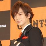 『Fashion×Dream×Baseball〜365の夢を叶える〜』イベントに出席したBREAKERZ・DAIGO (C)ORICON NewS inc.