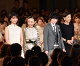 (左から)上白石萌歌、趣里、平手友梨奈、芳根京子 (C)ORICON NewS inc.