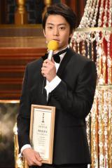 『第42回日本アカデミー賞』で新人俳優賞を受賞した伊藤健太郎 (C)ORICON NewS inc.
