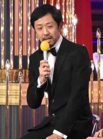『第42回日本アカデミー賞』で主演男優賞を受賞した濱津隆之 (C)ORICON NewS inc.