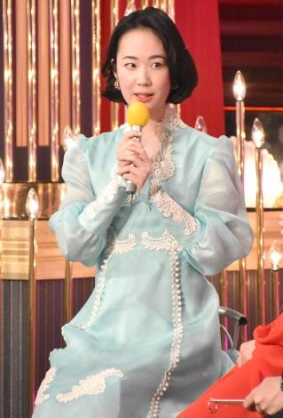 『第42回日本アカデミー賞』の主演女優賞を受賞した黒木華 (C)ORICON NewS inc.