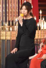 『第42回日本アカデミー賞』の主演女優賞を受賞した篠原涼子 (C)ORICON NewS inc.