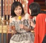 『第42回日本アカデミー賞』の主演女優賞を受賞した松岡茉優 (C)ORICON NewS inc.
