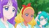 アニメ『スター☆トゥインクルプリキュア』第5話の場面カット(C)ABC-A・東映アニメーション