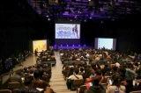 およそ300人が集まり大盛況=「トクサツガガガ緊急ファンミーティング」の模様(C)NHK
