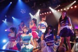 HKT48チームHがAKB48劇場で昼夜2回の出張公演を実施(C)AKS