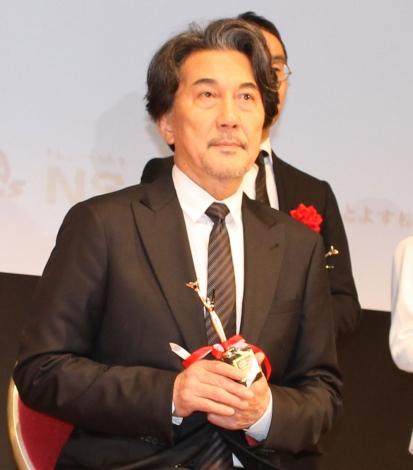 「おおさかシネマフェスティバル2019」に登壇した役所広司 (C)ORICON NewS inc.