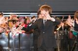 映画『PRINCE OF LEGEND』王子がプライベートジェットで大渋滞!!ツアーin大阪の模様