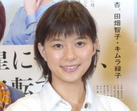 舞台『母と惑星について、および自転する女たちの記録』の公開フォトコールに参加した芳根京子 (C)ORICON NewS inc.