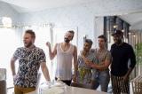Netflixオリジナルシリーズ『クィア・アイ』シーズン3は3月15日より配信開始。ファブ5によるライフスタイルからセルフケア、食やデザインまで、珠玉のアドバイスに満ちた感動の変身劇は必見