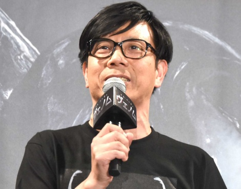 映画『ヴェノム』ブルーレイ&DVDデジタルリリース記念イベントに出席した竹若元博 (C)ORICON NewS inc.