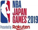 NBA Japan Games 2019 オフィシャルロゴ