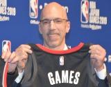 公式戦『NBA Japan Games 2019』開催発表会見に出席したNBAコミッショナーのアダム・シルバー氏 (C)ORICON NewS inc.