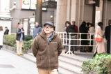 9日、16日放送『モモコのOH! ソレ! み〜よ! 』でぶらりロケする兵動大樹(C)カンテレ