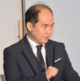 2019年4月改編・60周年記念WEEK特別番組記者発表に参加した斎藤司 (C)ORICON NewS inc.