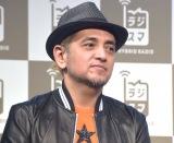 スマートフォン『ラジスマ』の発売会見に出席したDJ TARO (C)ORICON NewS inc.