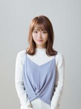 4日スタートの木曜ドラマF『向かいのバズる家族』に主演する内田理央 (C)読売テレビ