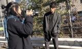 『窪田正孝×写真家・齋藤陽道 カレンダー2019』メイキングスチール(※画像はイメージ。実際の商品とは異なります)