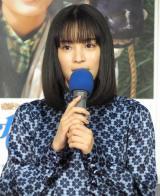連続テレビ小説『なつぞら』の第1週完成試写会に出席した広瀬すず (C)ORICON NewS inc.