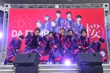 新曲「桜」リリース記念イベントを開催したDA PUMP