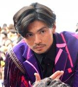 新曲「桜」リリース記念イベントを開催したDA PUMP・U-YEAH (C)ORICON NewS inc.