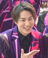 新曲「桜」リリース記念イベントを開催したDA PUMP・DAICHI (C)ORICON NewS inc.