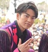 新曲「桜」リリース記念イベントを開催したDA PUMP・KENZO (C)ORICON NewS inc.