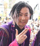 新曲「桜」リリース記念イベントを開催したDA PUMP・TOMO (C)ORICON NewS inc.
