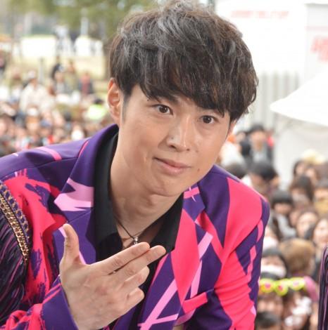 新曲「桜」リリース記念イベントを開催したDA PUMP・YORI (C)ORICON NewS inc.