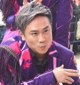 新曲「桜」リリース記念イベントを開催したDA PUMP・KIMI (C)ORICON NewS inc.