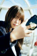 発売前に累計発行部数が11.5万部に達した欅坂46小林由依写真集『感情の構図』(撮影/鈴木心)