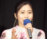 2019年度のEテレ語学番組発表会見に出席した佐野ひなこ (C)ORICON NewS inc.