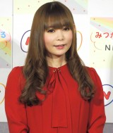 2019年度のEテレ語学番組発表会見に出席した中川翔子 (C)ORICON NewS inc.