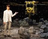 NHKスペシャル新シリーズ『スペース・スペクタル』の取材会に出席した嵐・櫻井翔 (C)ORICON NewS inc.