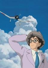 4月12日に放送される『風立ちぬ』 (C)2013 Studio Ghibli・NDHDMTK